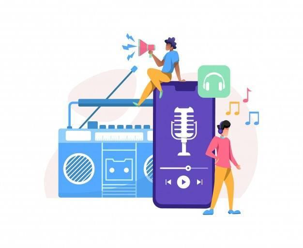 Programetes para rádios